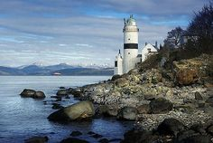 Cloch #Lighthouse | gms | Flickr    http://dennisharper.lnf.com/