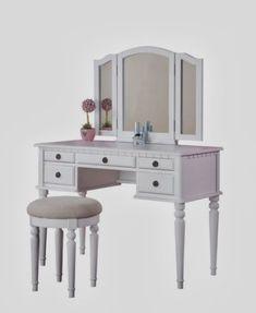 8 best decor bedroom vanity images makeup vanities bed room rh pinterest com