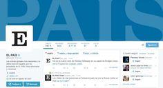 El Twitter de EL PAÍS es el más seguido en salud entre los medios generalistas