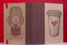 Capa para Kindle Kraft Café