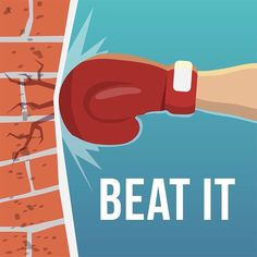 """Hello everybody! Our of the day is """"Beat it"""", which means """"to go away immediately"""". Origin: Based on the phrase """"beat a retreat (leave a battle quickly)"""", which itself comes from the use of drums to signal soldiers to leave the battle field. English Tips, English Idioms, English Lessons, English Grammar, Teaching English, Learn English, English Language, Grammar Book, Idiomatic Expressions"""