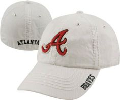 ATL Braves Hat : '47 Brand Atlanta Braves Winston Closer Flex Hat - White by '47 Brand. $25.99. Winston Flex Hats. Stretch fit design. Six panel construction with eyelets. Embroidered graphics. 96% Cotton/4% Spandex. Have your dome rocking some prime Braves team spirit with this Atlanta Braves White '47 Brand Winston Flex Hat. Featuring an embroidered team logo on the front and an embroidered team wordmark on the bill, this Atlanta Braves flex hat is just what you need t...