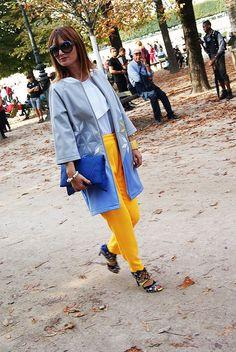 #Nouveau sur #PROTEGEMACAPE  article du style sur http://pmcmode.wix.com/pmc-mag  avec @carmennegoita #carmennegoita à la #fashionweekparis #pmc #streetsyle #mode #fashion #streetsyle #style #parisfashionweek #jardindestuileries #look #women #carmen #instamode #instafashion #pfw