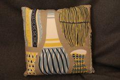 Coussin en coton avec motif vintage 50's : Textiles et tapis par have-a-seat