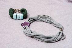 DOKA czyli świadomy upcycling z rajstop - DecoDom Jewerly, Repurpose, Jewlery, Schmuck, Jewelry, Jewels, Jewelery, Fine Jewelry