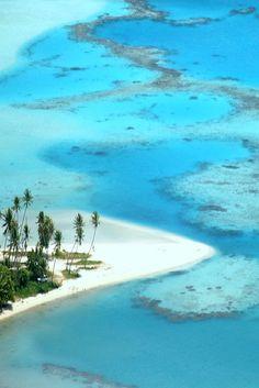 Maupiti, Society Islands, French Polynesia