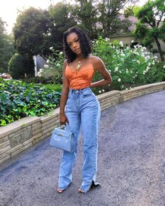 date outfit casual Dope Outfits, Cute Casual Outfits, Stylish Outfits, Summer Outfits, Girl Outfits, Fashion Outfits, Fashion Tips, Hijab Fashion, Winter Outfits