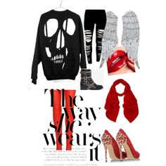 A fashion look from November 2014 featuring Helmut Lang leggings, Casadei pumps and Jeffrey Campbell ankle booties. Browse and shop related looks. Helmut Lang, Jeffrey Campbell, Ankle Booties, November, Fashion Looks, Booty, Pumps, Leggings, Shoe Bag