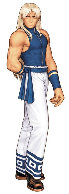 Jhun Hoon from King of Fighters 2000