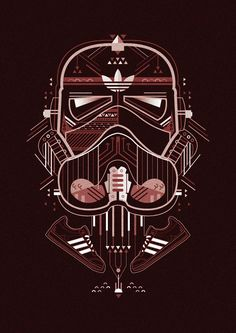 Various Illustrations 2012 by Petros Afshar, via Behance