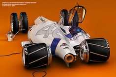 Cosmic Motor - Daniel Simon