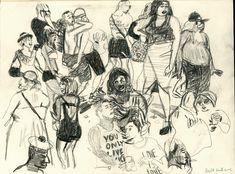 DERNIÈRES NOUVELLES - benoit guillaume illustration
