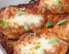 chicken parmigiana recipe | I love my food