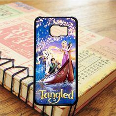 Disney Rabunzel Tangled Samsung Galaxy S7 Case