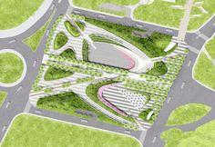 Michael Eastwood #LandscapeMasterplan