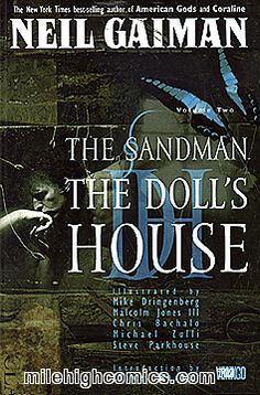 SANDMAN: DOLLS HOUSE (VOL. 2)