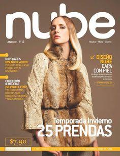 Nube Nº 014 - Melina Tejidos - Picasa Webalbumok Magazine Crochet, Knitting Magazine, Moda Crochet, Crochet Lace, Simply Crochet, Vogue Knitting, Album, Knit Fashion, Knitting Projects