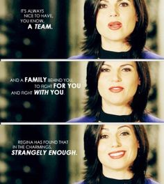 Regina & The Charmings.