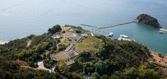 View a museum guide and fees for the Chichu Art Museum in Naoshima, plus information on artists and  programs, etc.