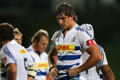 Eben Etzebeth Photos - Eben Etzebeth of the Stormers looks dejected during the round 12 Super Rugby match between the Blues and the Stormers at North Harbour Stadium on May 2013 in Auckland, New Zealand. - Blues v Stormers Anthony Kiedis, Eben Etzebeth, South African Rugby, Hot Rugby Players, Super Rugby, All Blacks, Rugby World Cup, Sports Stars, Blue V