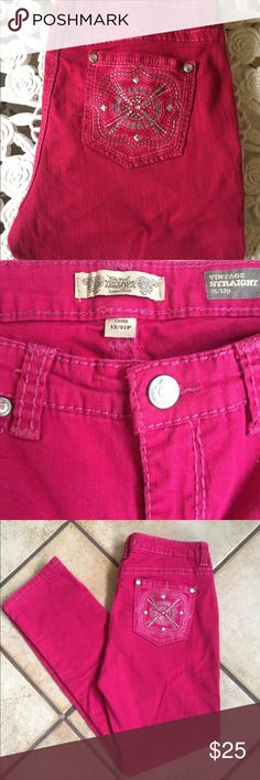 Women S Nine West Jeans Pee These American Vintage Collection Are A Size The Inseam Is 28 Inches Waist 31
