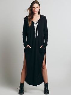 Free People-Face The Lace Hooded Pullover- yes, yes, yes, yes, yes!