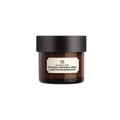 Our Chinese Ginseng and Rice Clarifying Polishing Mask is a creamy, facial exfoliating mask that brightens and revilatizes skin.