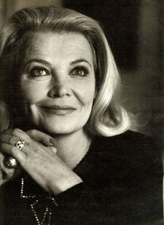 Q & Andy: Gena Rowlands - Interview Magazine 1960 Hairstyles, Gena Rowlands, John Cassavetes, Classic Portraits, Dramatic Classic, Old Hollywood Glamour, Classic Hollywood, Amazing Pics, Golden Girls