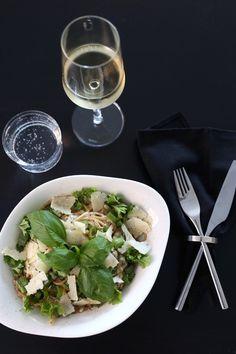 Homevialaura | pasta dinner