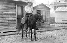 Unidentified cowboy : Kissimmee, Florida