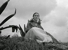 1930 Young Frida Kahlo Taken by Her Father