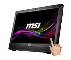 MSI P 24T 6M-026XEU PRO Ci5-6400 4GB 1TB 23.6 FHD Dokunmatik DOS