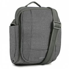 The Metrosafe 200 GII anti-theft shoulder bag is a popular, well organised travel bag with five anti-theft features including an RFIDsafe™ blocking pocket to protect your personal data sensitive information. When you're out for the whole day and need extra storage that won't weigh you down, look no further than your Metrosafe™ 200 GII. The bright lime liner adds some fun and is bright to help you easily find what you need, when you need it. It even fits an iPad/ tablet!