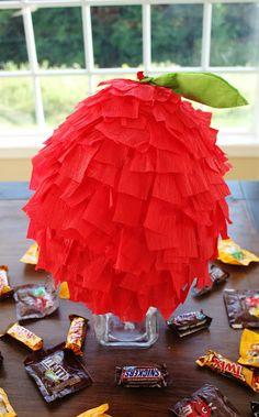 My Simple Modest Chic: Piñata Tutorial + La Merienda
