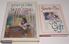 Author Janette Oke Two Book Bundle Collection Set Includes: Nana's Gift and A Searching Heart by Janette Oke http://www.amazon.com/dp/B00YNF4HFM/ref=cm_sw_r_pi_dp_eqhBvb14NBMRT