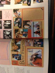Simple Scrapbooks May/June 2004 p 30 & 31