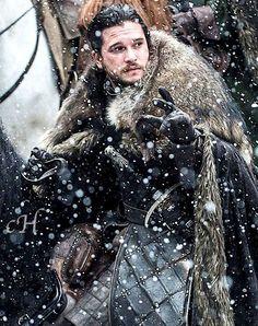 Kit Harington as Jon Snow by Helen Sloan/HBO