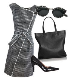 """""""workwear perfection"""" by my-friend-alice ❤ liked on Polyvore featuring Sacha Drake"""