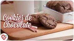 Cookies de Chocolate (Vegan)