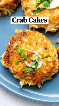 Crab Cakes Recipe Best, Crab Cake Recipes, Seafood Recipes, Appetizer Recipes, Dinner Recipes, Appetizers, Cooking Recipes, Fish Dinner, Seafood Dinner