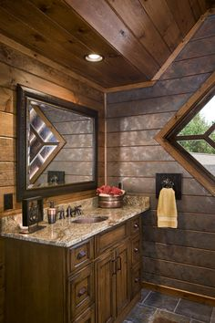 21 best bathrooms images bathroom pictures home pictures log home rh pinterest com