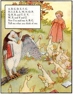 Frederick Richardson-Nursery Rhymes