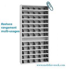 idée de rangement multi-fonctions !