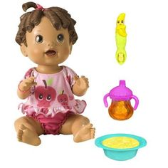 [+1]  Baby Alive Baby All Gone Doll - Hispanic by Hasbro