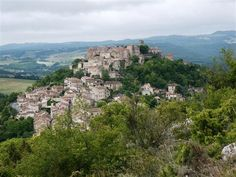 Cordes sur ciel guided walking holiday in Tarn Aveyron France - HighPointHolidays