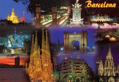Barcelona Postcards    July 4th, 2008   Author: Steve