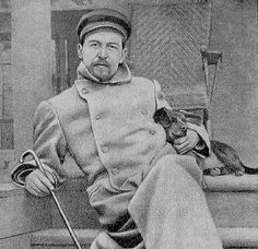 Anton Chekhov, 1860-1904, Russia.  Key works:  Platonov (1881); On the Harmful Effects of Tobacco (1886); Ivanov (1887); The Bear (The Boor) (1888); A Marriage Proposal (1888); The Wood Demon (1889); The Seagull (1896); Uncle Vanya (1899); Three Sisters (1901); The Cherry Orchard (1904).