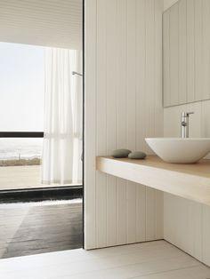 oceanfront bathroom idea