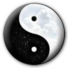 Star & Cloud Yin Yang