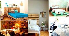 Inšpirujte sa! Vytvorili sme pre vás zoznam 27 geniálnych postelí z paliet, ktoré si môžete ľahko vyrobiť aj vy! Pozrite si ich všetky na: http://www.tojenapad.sk/27-genialnych-posteli-z-paliet-ktore-si-mozete-vyrobit-aj-vy/#prettyPhoto  #posteľ #bed #palety #palletes #drevo #wood #spalna #bedroom #izba #room #design #diy #dizajn #tojenapd
